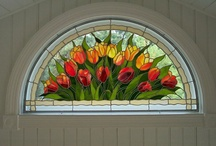 Stained Glass / by Judy 'Isaacs' Herrig