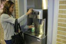 Scholen / Watercompany waterkoelers geplaatst op scholen in Nederland