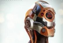 Humanoid Robot Design / Inspiring Humanoid Robot Designs