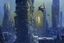 sci-fi locations