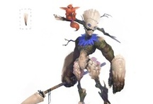 Fantasy Monster Design