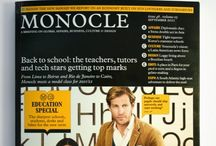 Monocle Magazine / MONOCLE - a briefing on global affairs, business, culture& design.