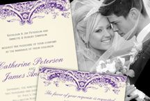 Wedding Invitations / Classic and vintage inspired wedding invitations / by Dena Caiozzo