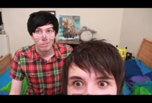 Dan and Phil (and friends)