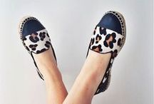 Shoe Party / Shoes I love! From espadrilles to high heels, sneakers and flats. #shoes