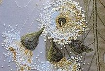 stitch and textile art