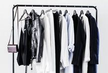 Styling // Closet + Home / Wardrobes, walk-in-closets, home-styling.