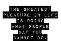 (Meine) Wahrheiten / Wahre Aussagen, gute Sprüche, Zitate....