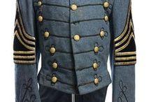 1850's -1890's Extant suits