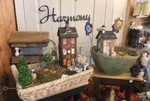 Spring 2015 has arrived at the Harmony Shop / Check out our new spring arrivals - sure to warm your heart and home!