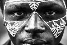 TRIBAL/PRIMITIVE ART / tribal primitive pagan savage sensual dance