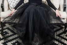 ❀ Tulle Time ❀ / Fabulous tulle skirts and dresses.