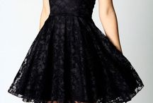 ❀ LBD ❀ / You can never go wrong with a little black dress!
