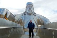 Mongolia / Trans-Mongolian/Siberian Railway To Ulan Bataar And Beyond