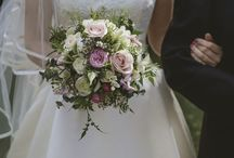 Loose Bouquets / These beautiful bouquets are more natural with delicate foliage flowing throughout.