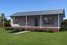 Kit Homes / Need some room to grow as the family expands? Require a weekend getaway home or a private retreat for the grandparents? Whether you require a granny flat or a bungalow, our affordable steel kit homes provide the ultimate extension to your property.  Precision-engineered housing solution that will stand the test of time.