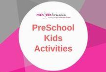 Preschool Kids Activities