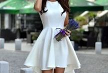 ❀ Little White Dress ❀