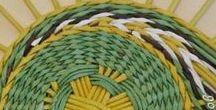 Все о плетении / Из бумажных трубочек