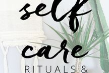SELF CARE / I believe everyone should practice self-care, especially those with chronic illness or mental health problems. This board has lots of tips and advice for how you can practice self-care!
