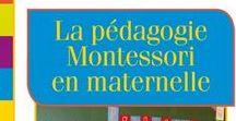 Montessori et compagnie