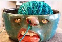 @~~ love this yarn bowl