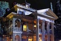 """Haunted House / Enter the Haunted House if you dare to find stories of """"true"""" haunted houses and all kinds of fun Haunted House Halloween decorating ideas and recipes.  / by Happy Halloween on Squidoo"""