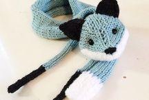 Grandma style! / I'm a crochet lover!  / by Monserrat Zamora