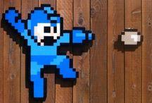 Pixel Art / Pixel art for school
