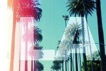 CALIFORNIA COOL  /   / by Christine P
