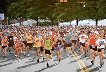 Running towards my goal / Plan to get to half marathon by October 2014