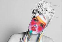 Art / Fashion, illustration, photographie
