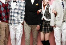 Korean Dramas Fever!  / I love Korean Dramas!! ❤️ / by Monserrat Zamora