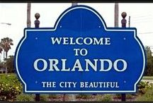TRAVEL: Orlando / by Christine P