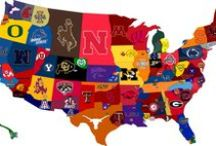 College Athletics / Information on college athletics - competing, scholarships, etc.