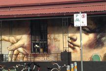 Melbourne Street Art / Street art found in Melbourne, Australia.