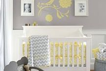 Bedroom Ideas for Children / Fun nursery ideas that will compliment our Organic Cotton quilted to Organic Wool surrounding 100% Natural Latex crib mattress.