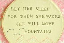 Sleep Talking / Sleep Quotes
