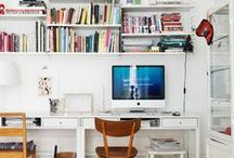 HOME | office / there is no reason to have a boring desk life.