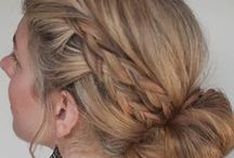 Bed Head / Avoid bed head with these fun hairdos!