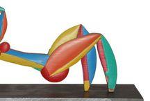 esculturas de jaime goded / Colgaremos las esculturas que Jaime Goded vaya terminando poco a poco. Todas son en madera, salvo que se diga otra cosa.
