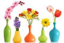 gif kvety vo váze