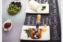 FOOD | party / food and drink ideas for when it's party time