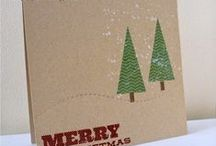 Cards- Clearly Besotted Xmas / clearly besotted christmas stamps