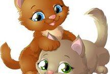 gif mačka