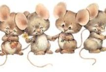 gif myška / by eM.Ha.