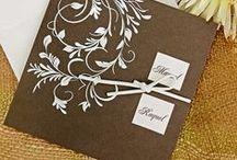 Invitaciones de boda / Invitaciones de boda clásicas, simpáticas, originales, elegantes...