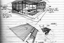 Archi&Interior sketch/coloring