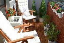 balkón, veranda,....