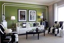 zelená v byte
